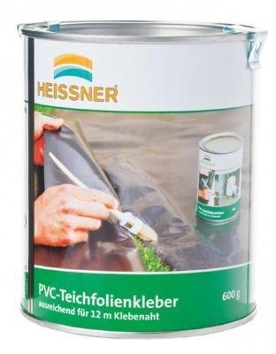 Heissner PVC-Folien-Quellschweißmittel PVC-Kleber Folienkleber Teichfolie Kleber 600g
