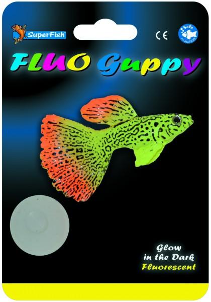 Superfish Fluo Deko Guppy