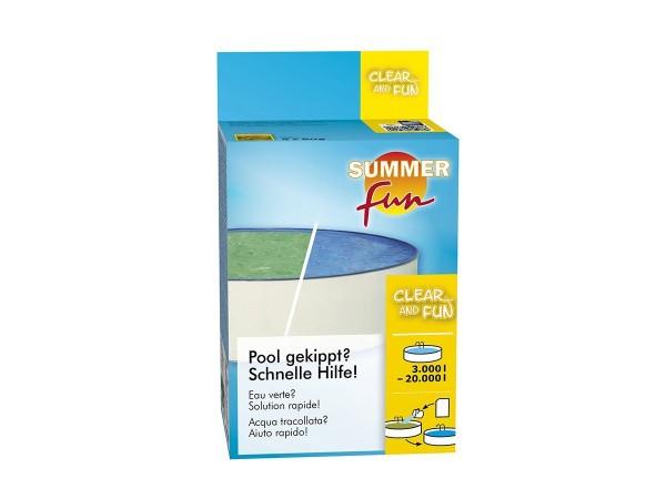 Summer Fun Clear and Fun