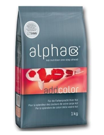 alpha add color Futterperlen - mehr Farbenpracht