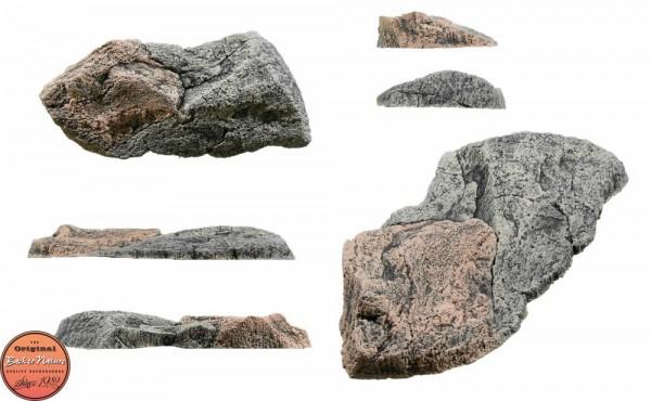 Back to Nature Aquarium Modul Basalt/Gneiss N, 53x40x9cm