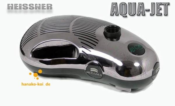 Heissner Aqua Jet Pro Eco 4900 Teichpumpe Wasserspielpumpe