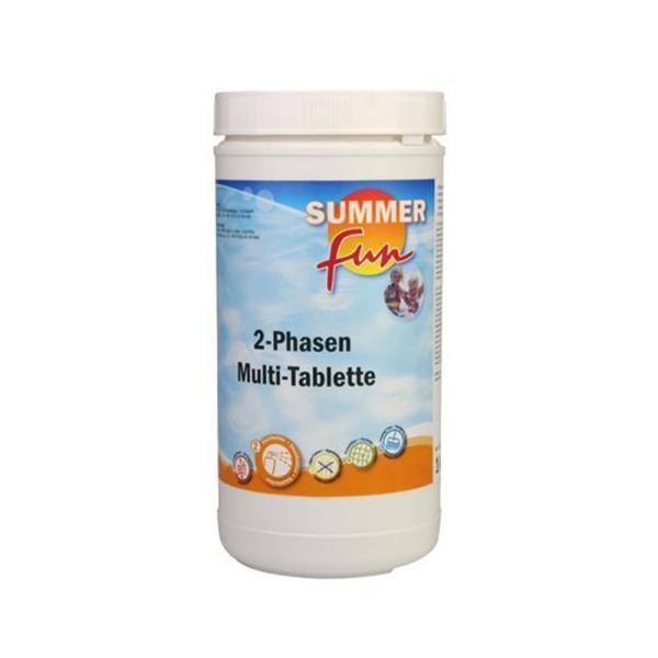 Summer Fun 2 Phasen Multitablette 1Kg