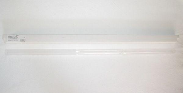 Quarzglas für TL 30/55 Watt UV-C