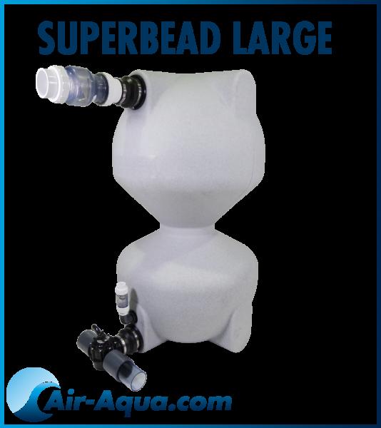 SuperBead large (weiß)