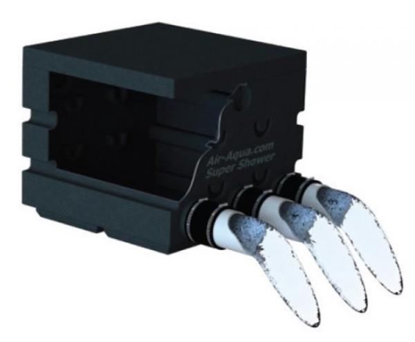 Modulfilter Air-Aqua SuperShower 3-stufig