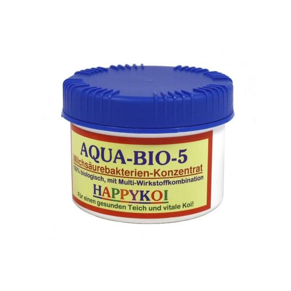 AQUA BIO 5 Milchsäurebakterien Pulver Bakterien Teich Koi