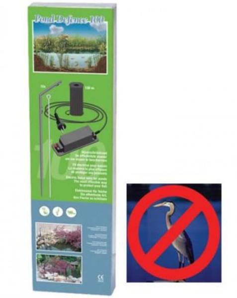 Xclear Pond Defence - 100 Meter Elektrozaun für Koiteiche