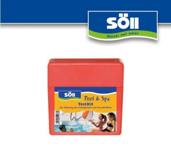 Söll Testkit für Pool & Spa
