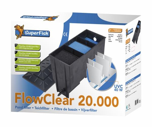 SuperFish Flowclear 20.000