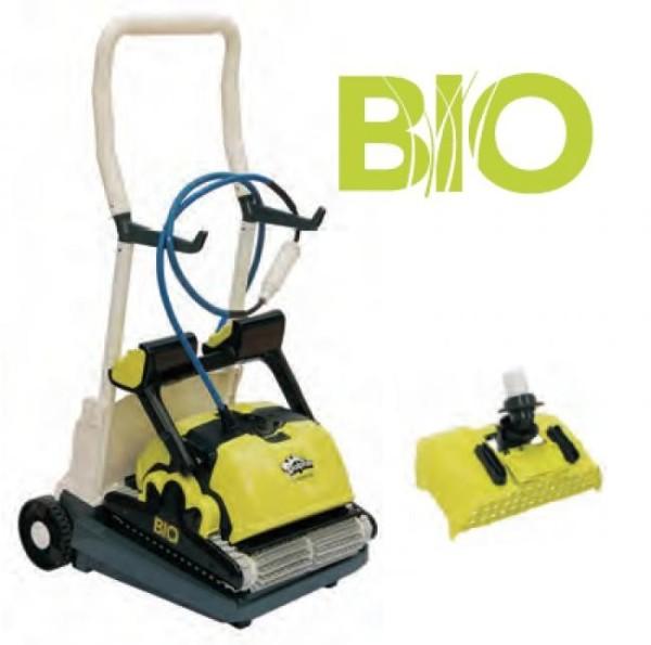 Reinigungsroboter DOLPHIN BIO BODENSAUGER für Teich / Schwimmbad