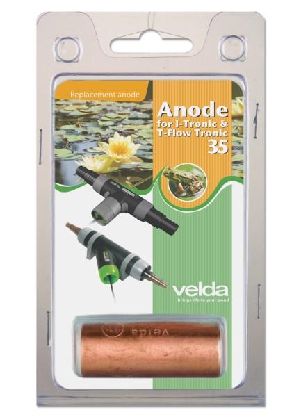 Anode für Algenvernichter VELDA I - Tronic 35 IT-35 / T-Flow 35