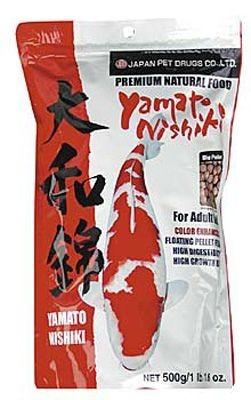 Yamato Nishiki medium Ø 4 mm, 5 kg, 34% Protein, 7 % Fett