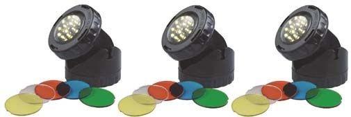 AquaFortePond & Graden Led Lamp