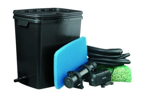 Ubbink Filtra Pure 7000 Plus Set Teichfilter