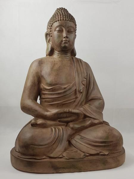 Deko Buddha für Garten oder Wohnung