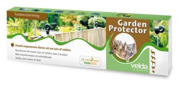 Velda Garden Protector, Schwachstromzaun, Gartenschutz gegen Eindringlinge