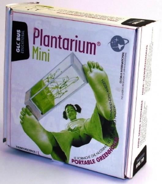 Gewächshaus Plantariumn Mini
