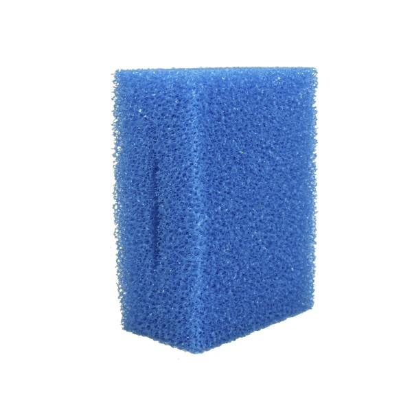 Ersatz - Filterschwamm / Filterschaum für OASE Biotec 18 u. 36 (blau)