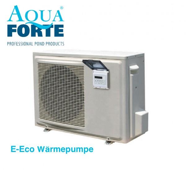 E-Eco Schwimmbad Wärmepumpe