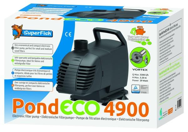 SuperFish Pond Eco 4900-29 Watt