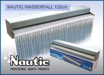 pondlife-wasserfall-edelstahl-wasserfallsystem-120-cm, 179.00 EUR @ hanako-koi