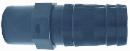 PVC-Schlauchtülle 50 x 53 x 50 k