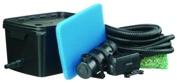 Ubbink Filtra Pure 2000 Plus Set Teichfilter Pumpe UVC