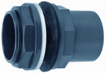PVC - Durchführung 110x125xM133 k