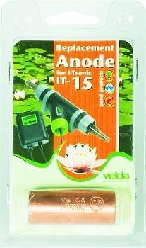 Anode für Algenvernichter VELDA I - Tronic 15
