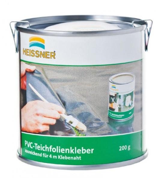 Heissner PVC-Folien-Quellschweißmittel PVC-Kleber Folienkleber Teichfolie Kleber 200g