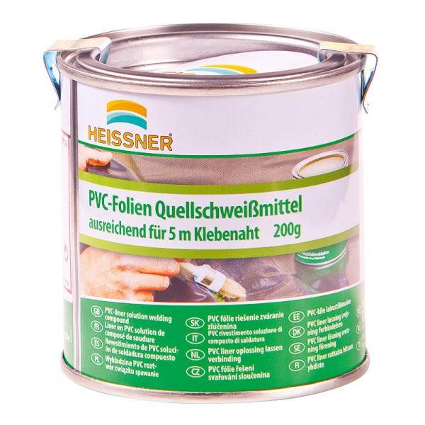 Heissner PVC-Folien-Quellschweißmittel