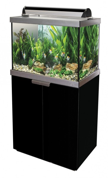 Fluval »Studio 900« Aquarium Set in schwarz