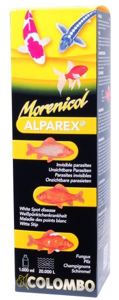 Koi Teichmedizin Colombo Morenicol Alparex 500 ml