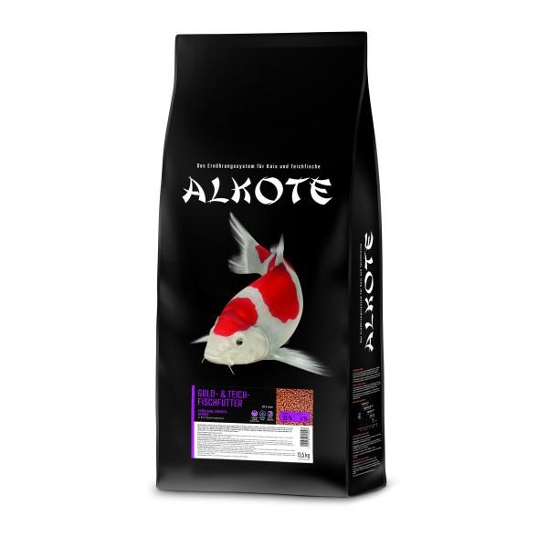 alkote-gold-teichfischfutter-13-5-kg-2-mm-fur-alle-gartenteichfische