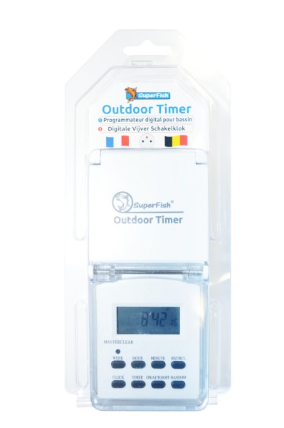 Superfish Outdoor Timer FR/BR