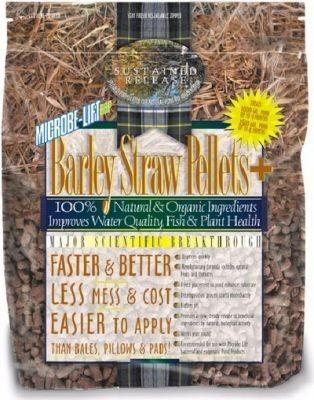 Microbe-Lift Barley Straw Pellets Plus 1 Kg