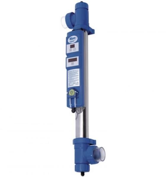 Blue Lagoon UV-C Kupfer Ionizer 40 Watt + Dosierpumpe - bis zu 100% weniger Chlorgebrauch !