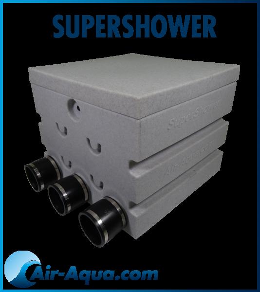 SuperShower - Rieselfilter