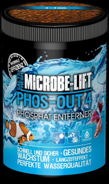 Microbe-Lift Phos-Out 4 Granulat