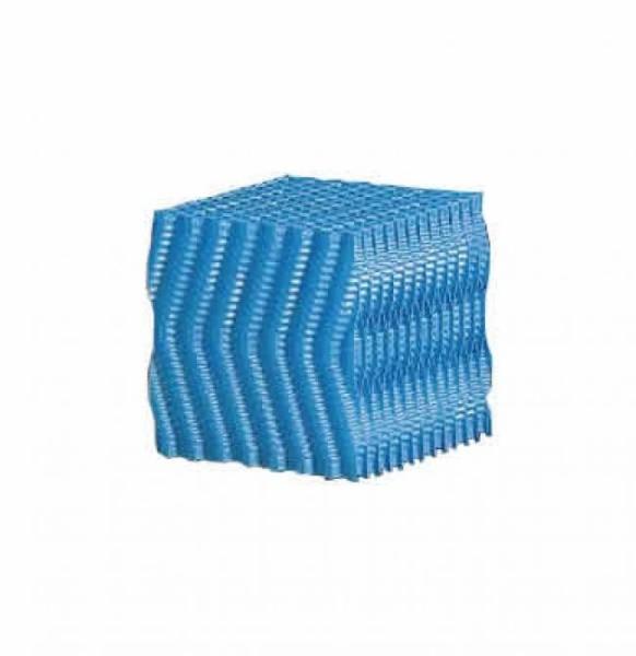 blau Bio Filterwabe 120x30x30cm Kunststoff - Filterwaben (Kunststoff Filterblock)