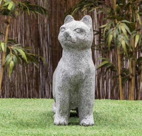 Granit Katze