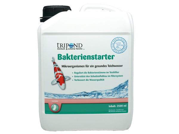 TRIPOND Bakterien Filter Starter 2,5L