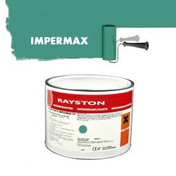Impermax hochwertige flüssige Teichfolie - azurgrün - 2,5 kg