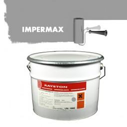 Impermax hochwertige flüssige Teichfolie - grau - 10 kg