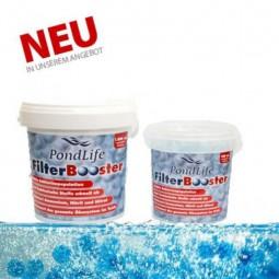 Neuheit Pondlife FILTER Booster BALLS 1000ml für 20000 L